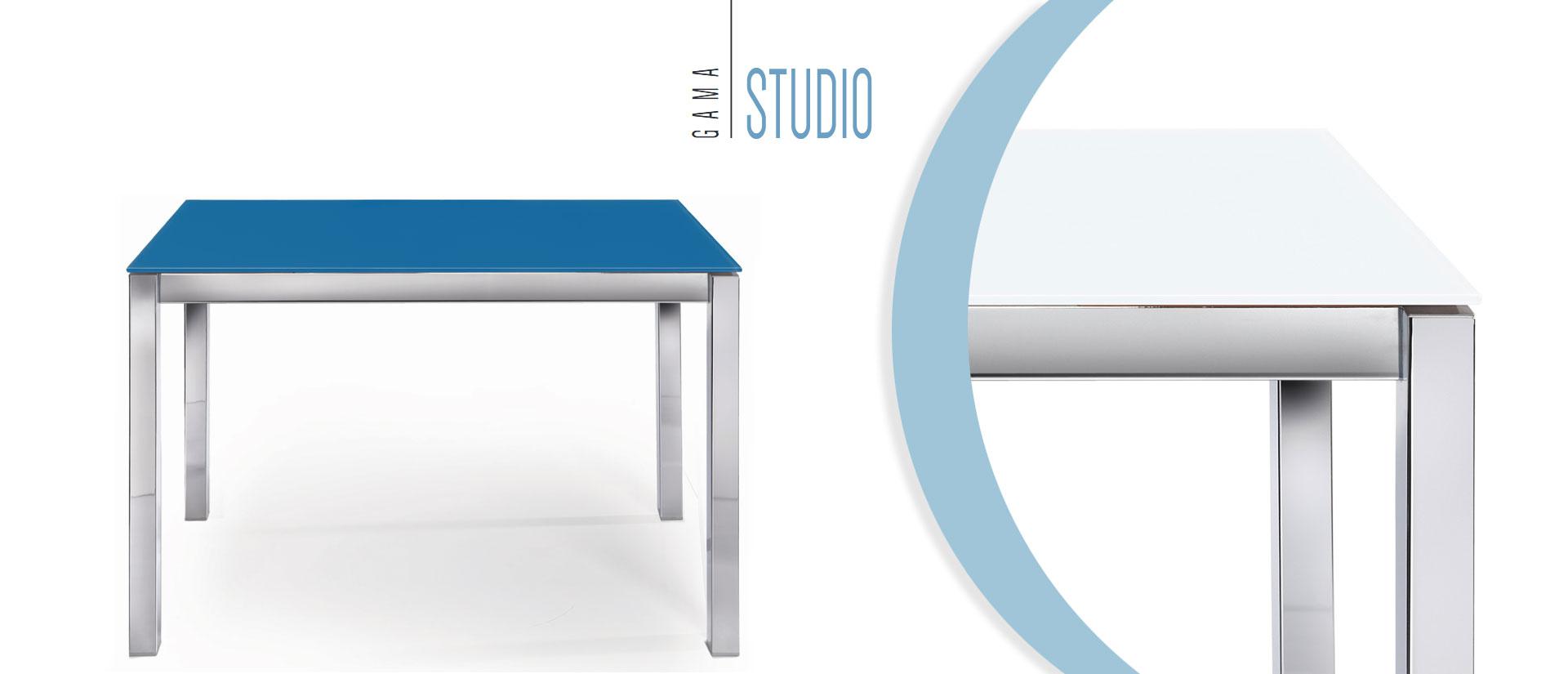Mesa fija Manhattan de la gama Studio